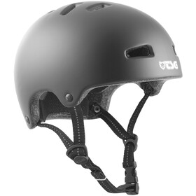 TSG Nipper Mini Solid Color Casco Bambino, satin black